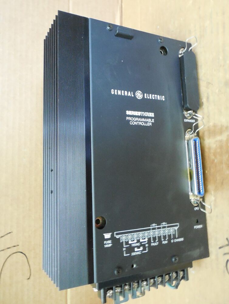 General electric ge series three 3 power supply unit for Ge motors industrial systems