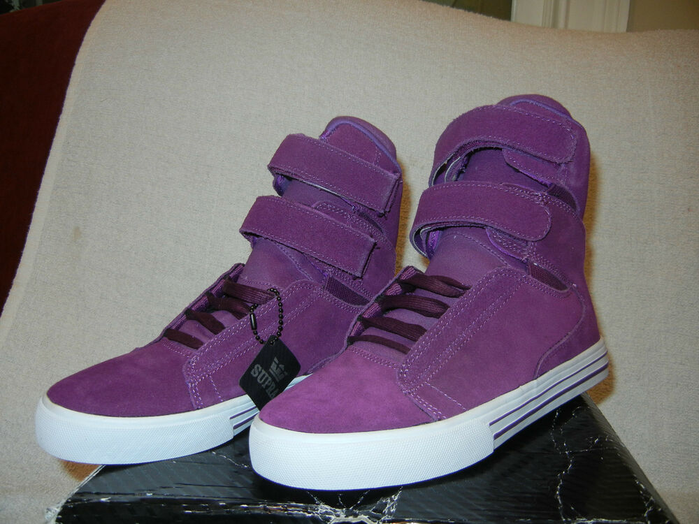 Details about SUPRA TK SOCIETY - Terry Kennedy Pro Model  Purple Red 5.5 US c0ce7b7823cb