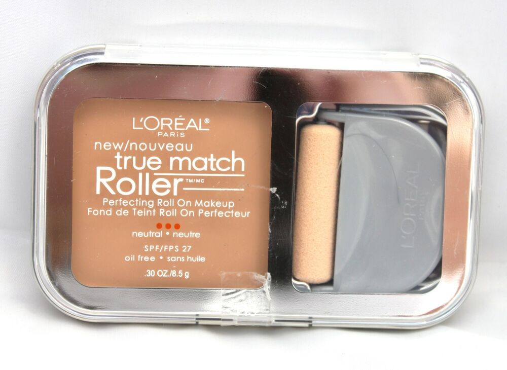L'OREAL TRUE MATCH ROLLER PERFECTION ROLL ON MAKEUP ...