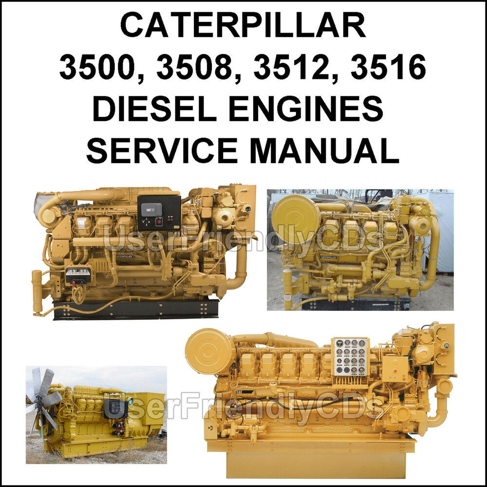 caterpillar 3500 3508 3512 3516 diesel engines pdf
