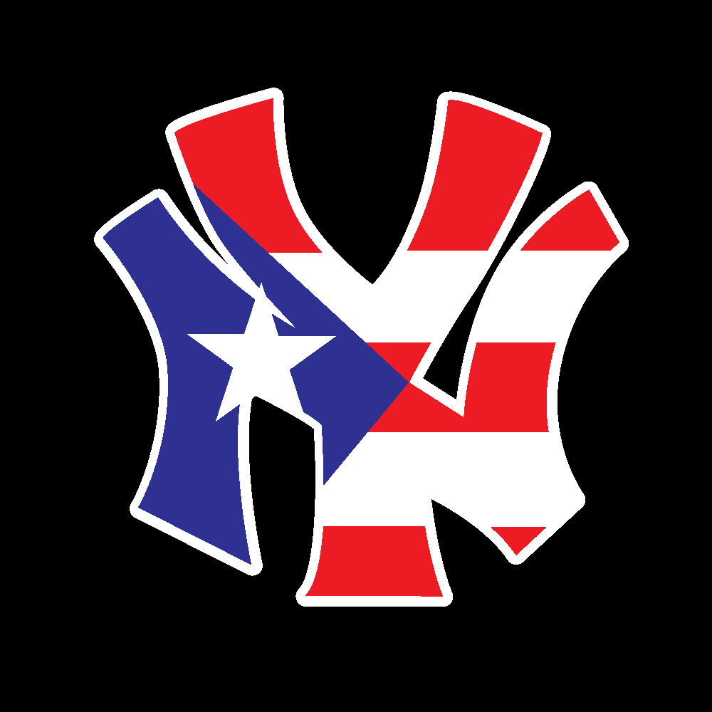Details about puerto rico car decal sticker ny new york with flag 11