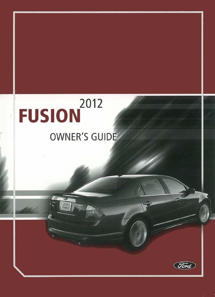 2005 ford explorer owners manual fuse diagram 07 ford fusion owners manual fuse box 2012 ford fusion owners manual user guide reference ... #1