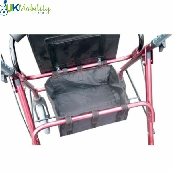 4 Wheeled Walker Underseat Rollator Bag Ebay