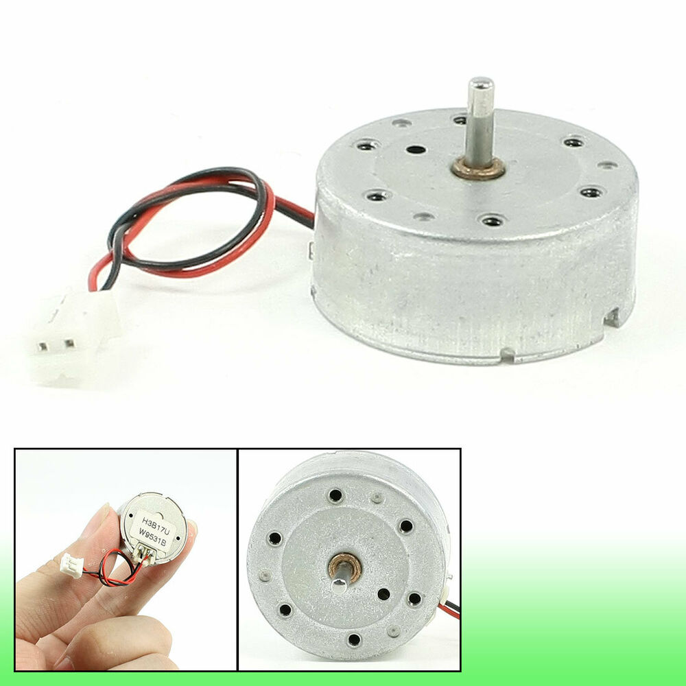 6500rpm 3v high torque cylinder electric mini dc for High torque electric motor