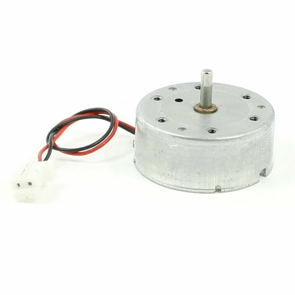 6500rpm 3v high torque cylinder electric mini dc for Small dc electric motor