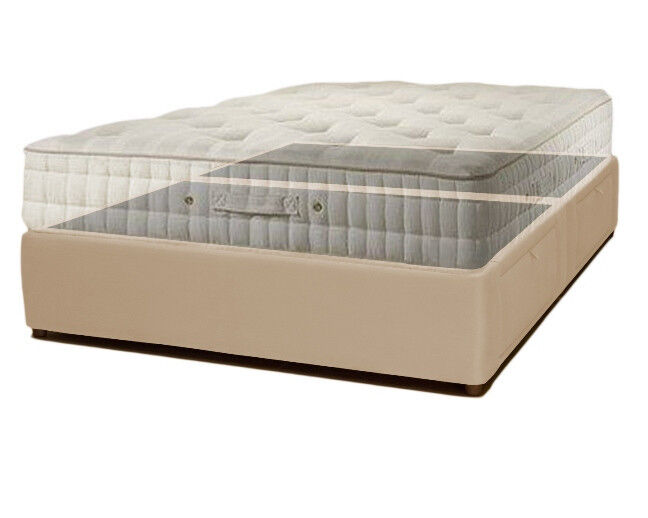 Details About White 3 Piece Storage Drawers Twin Bed Box: Tiffany Storage Platform Bed With 4 Drawers