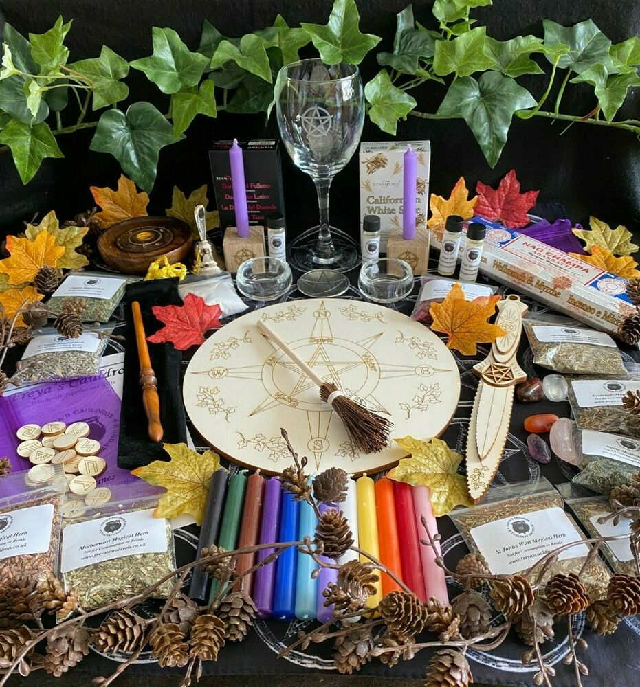 from Benton gay wiccan starter kits