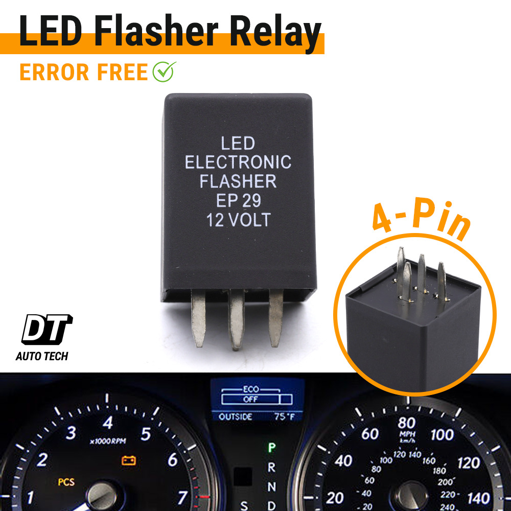 Ep 29 Led Flasher Relay Fix Hyper Flash Turn Signal