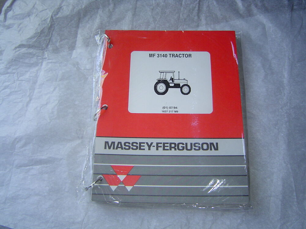 Massey Ferguson Tractors Parts Catalog : Massey ferguson mf tractor parts book catalog