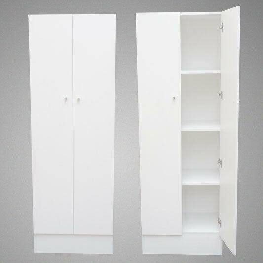 Latest Designs Pantry Cupboard: Storage Kitchen Furniture>New 1 X 2 Doors Pantry Linen