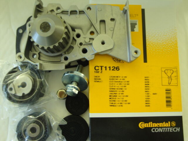 renault scenic 1 4 1 6 16v timing belt kit water pump ebay timing for renault clio 1,6 2001 year #5
