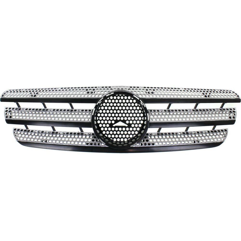 Grille for 2003 2005 mercedes benz ml350 2002 2005 ml500 for Mercedes benz ml350 accessories