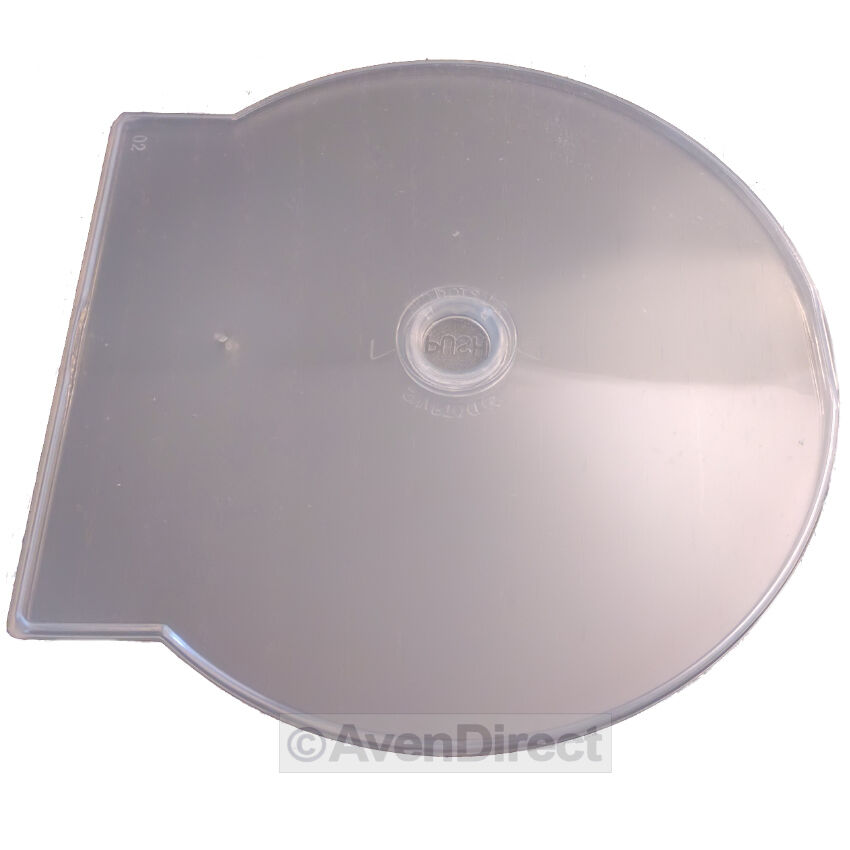 100 pack new clear clam shell cd dvd clamshell poly movie for Clamshell casing