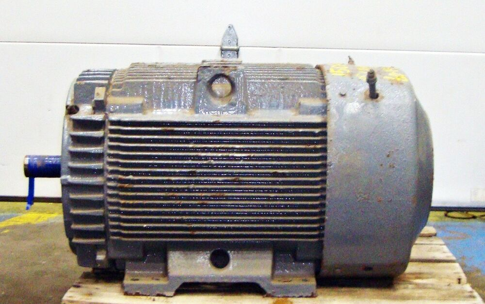 Sls1b12 Ge Electric Motor 150hp 1780rpm Model 5k445ss218b