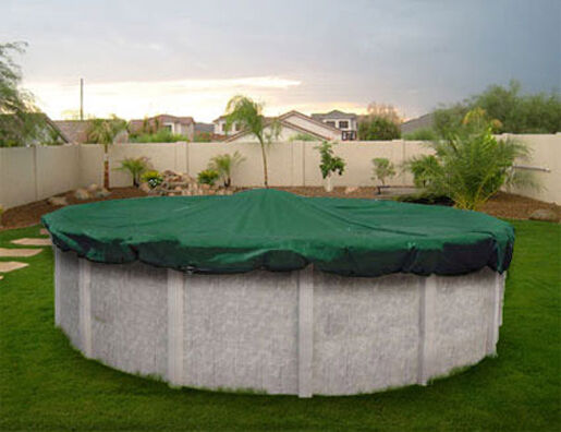 21 39 Round 10 Yr Warranty Above Ground Swimming Pool Winter Cover Ebay