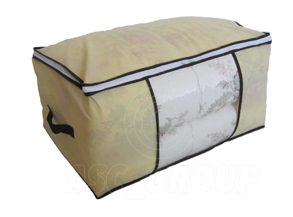 Breathable Bedding Storage