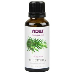 NOW Foods Rosemary Oil - 1 oz, FRESH Made In USA, Global Shipping Available
