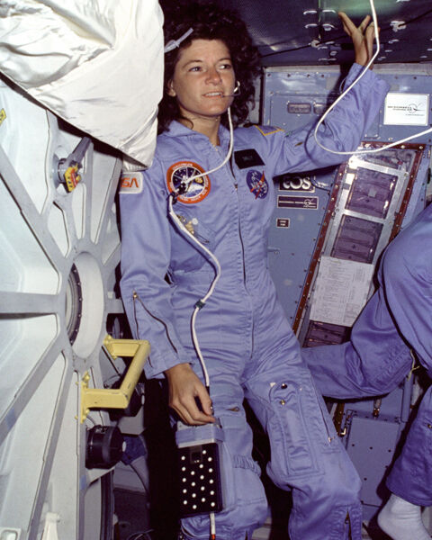 after sally ride nasa - photo #13