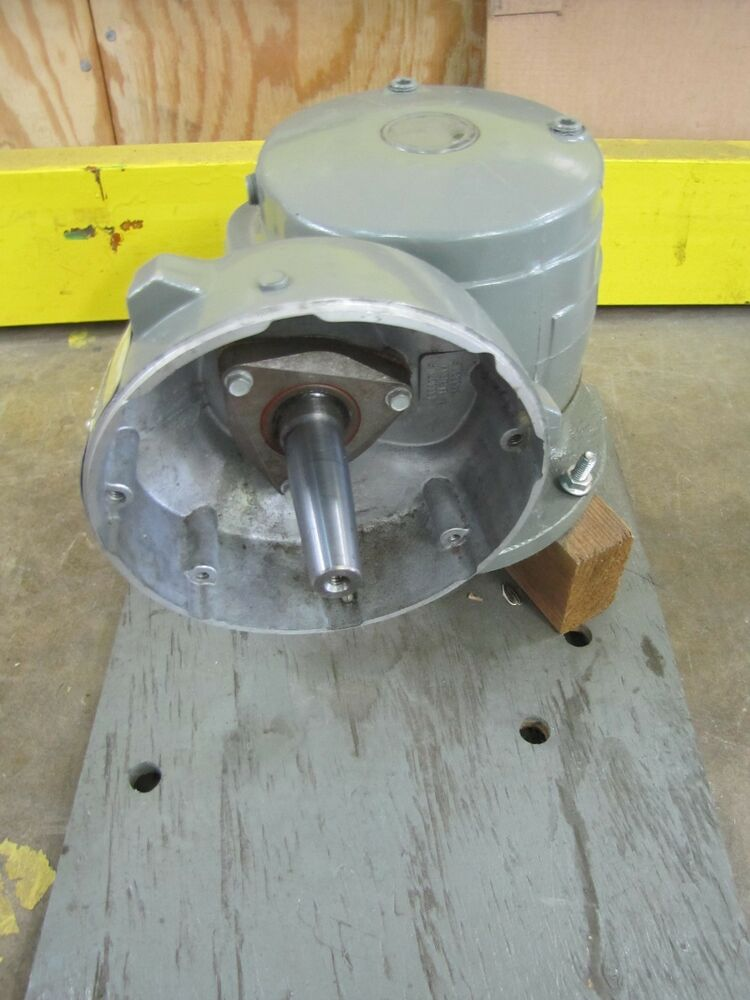 New Us Motors Syncrogear Gwvp 2hp 14 0 1 Ratio Gearbox