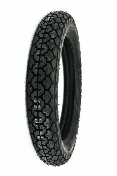 Avon Motorcycle Tires >> Dunlop K70 Retro Front/Rear Tire 3.50-19 TT 420225 | eBay