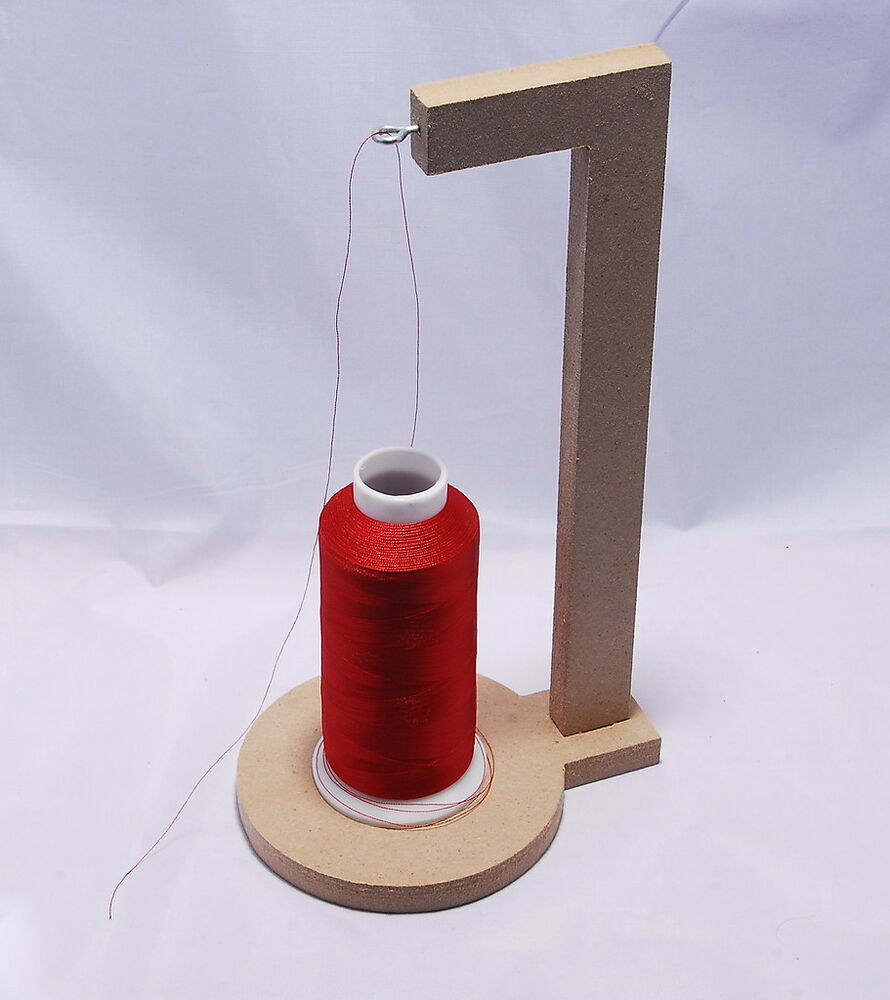 sewing machine thread holder