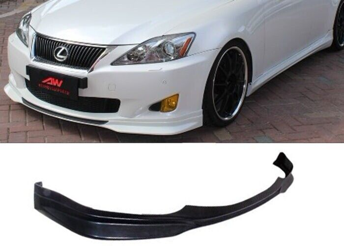 09 10 Lexus Is250 Is350 Add On F Sport Poly Urethane Front