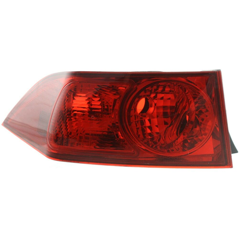 Tail Light For 2004-2005 Acura TSX LH Outer