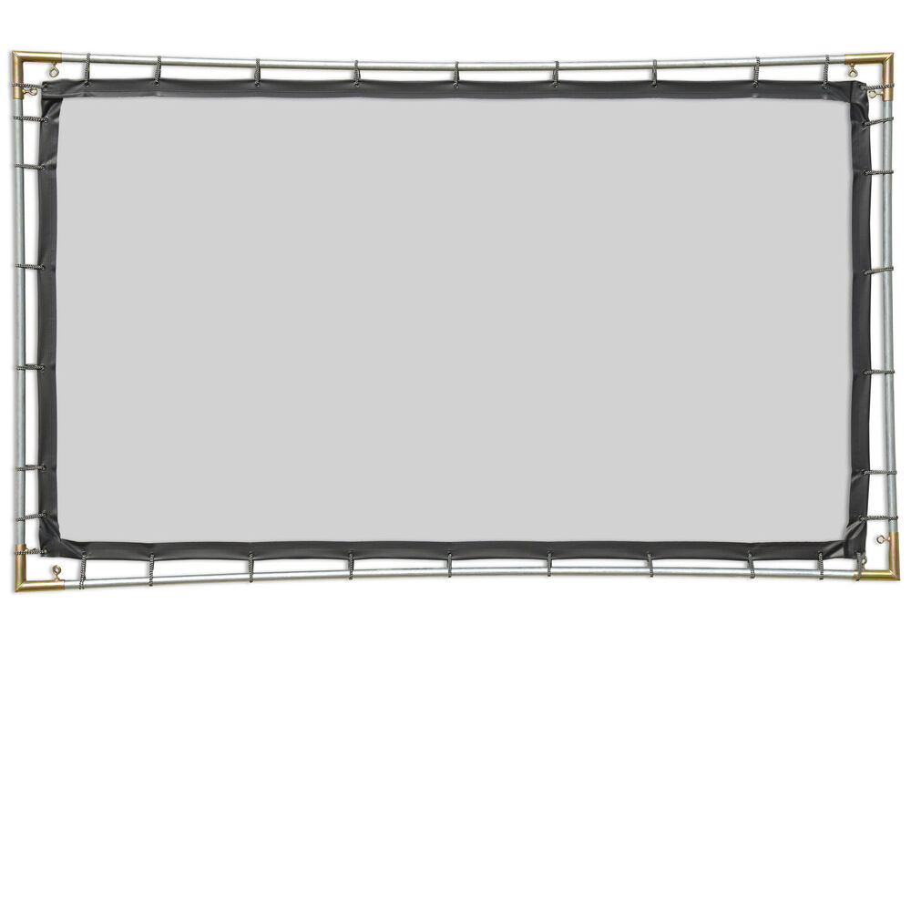 Carl's Blackout Cloth, 16:9, 5x9, Hanging Projector Screen ...