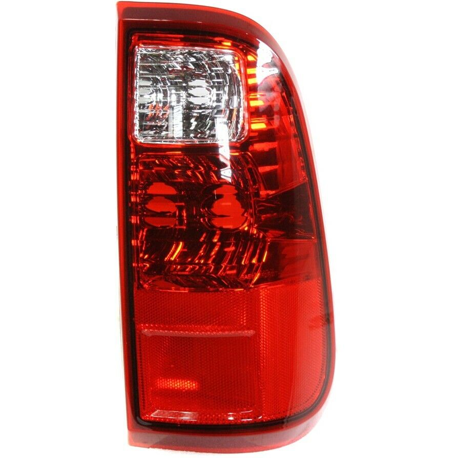 Tail Light For 2008 2016 Ford F 250 Super Duty Xl Rh Clear