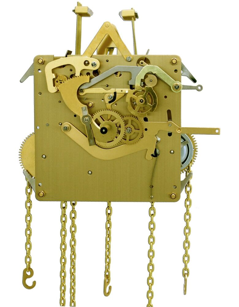 New Urgos Uw32319 Grandfather Clock Movement Ebay