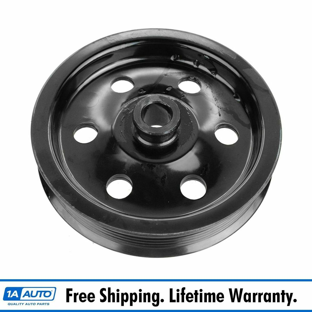 Ford F 150 Power Steering Pump : Power steering pump pulley for ford f ranger