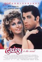 Grease 11x17 Movie Poster - Style A - John Travolta