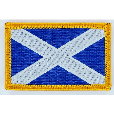 img-PATCH ECUSSON BRODE DRAPEAU ECOSSE INSIGNE THERMOCOLLANT NEUF FLAG PATCHE