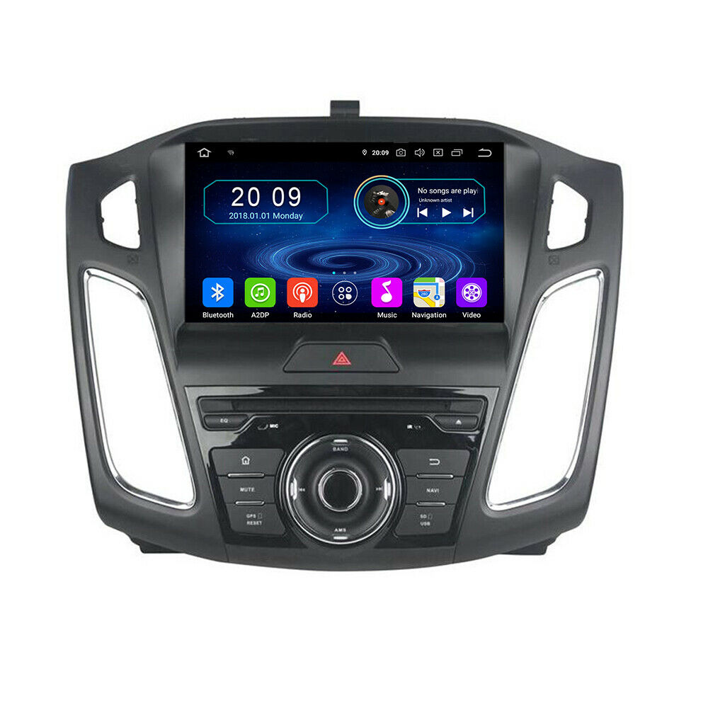 ford focus android autoradio dvd touchscreen bluetooth gps. Black Bedroom Furniture Sets. Home Design Ideas