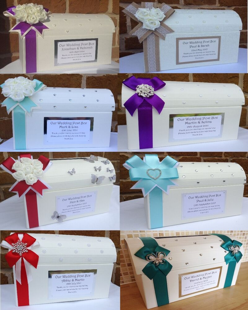 Wedding Card Post Box Favours Wishing Well Ebay
