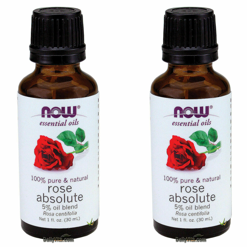 Rose oil absolute