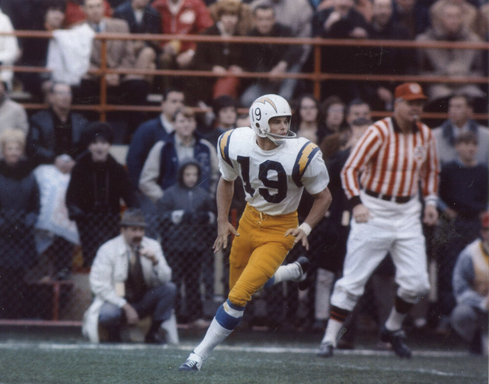 Lance Alworth San Diego Chargers Unsigned 8x10 Ebay