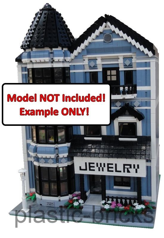 Jewelry store custom instruction manual 10182 10190 10185 for Custom made jewelry stores