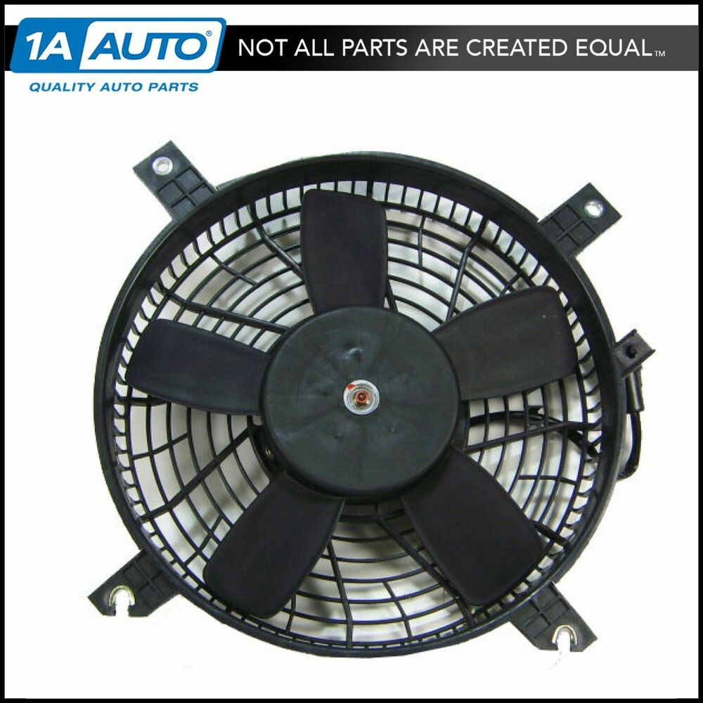 Ac A C Condenser Cooling Fan W Motor Assembly For Suzuki