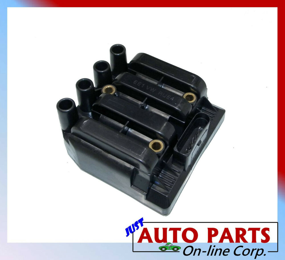 Ignition Coil Golf: NEW IGNITION COIL PACK VW JETTA & GOLF 00 01 02 03 04 05