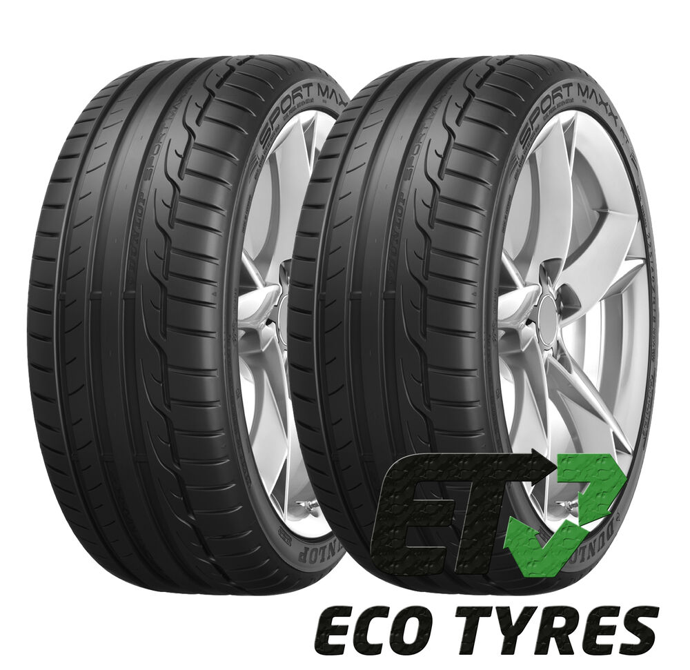 2x tyres 215 55 r16 97y xl dunlop sportmaxx rt c a 67db ebay. Black Bedroom Furniture Sets. Home Design Ideas