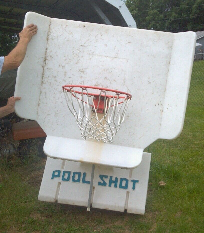 Pool Shot Varsity Basketball Hoop Ebay