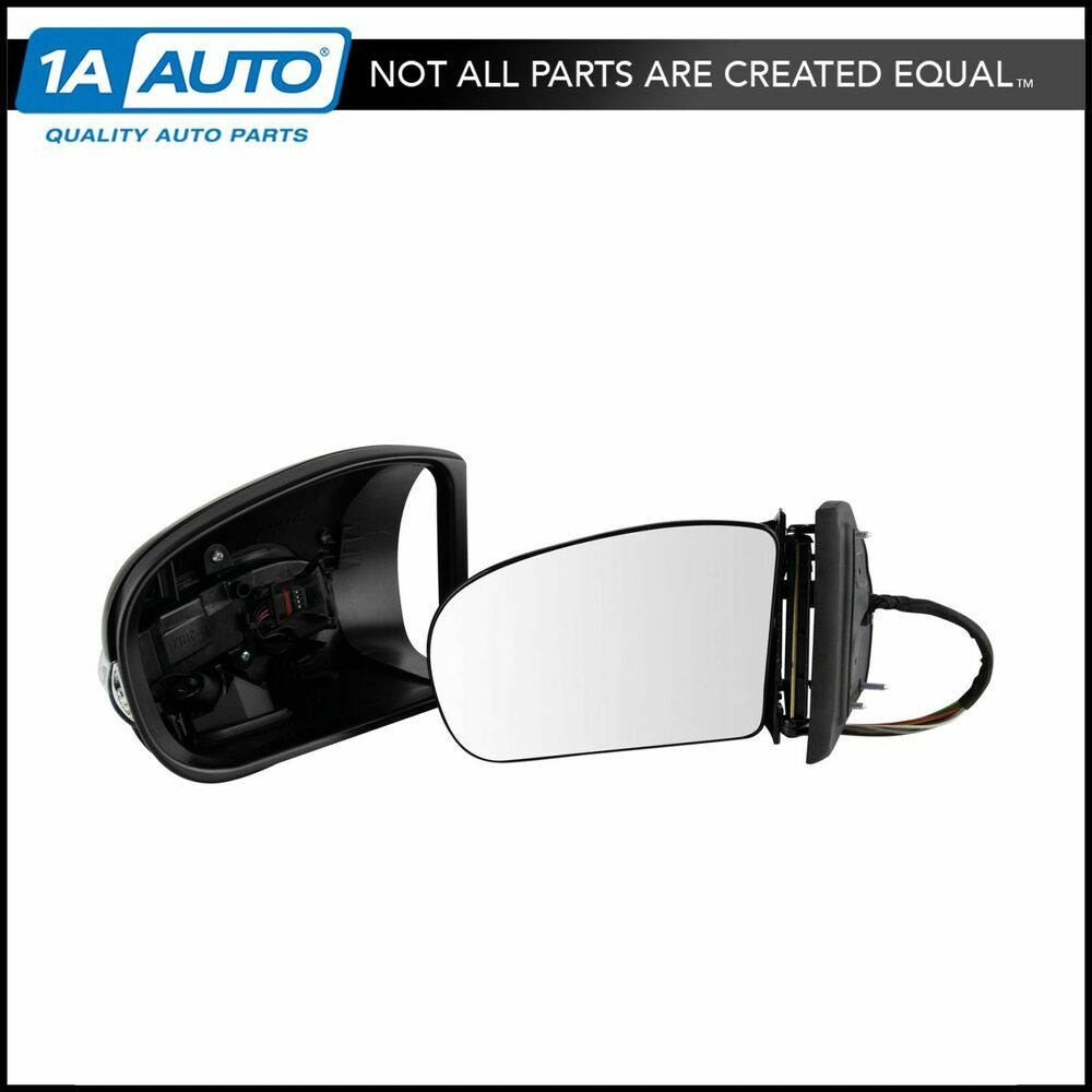 Power heated memory turn mirror lh left driver side for mb for Mercedes benz side mirror price