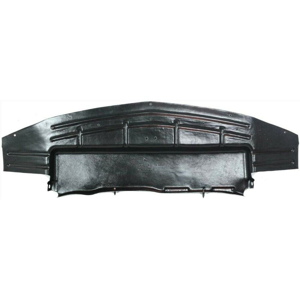 front engine splash shield for 2008 2012 chevrolet malibu. Black Bedroom Furniture Sets. Home Design Ideas