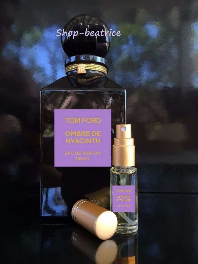 tom ford private blend ombre de hyacinth 5ml spray ebay. Black Bedroom Furniture Sets. Home Design Ideas