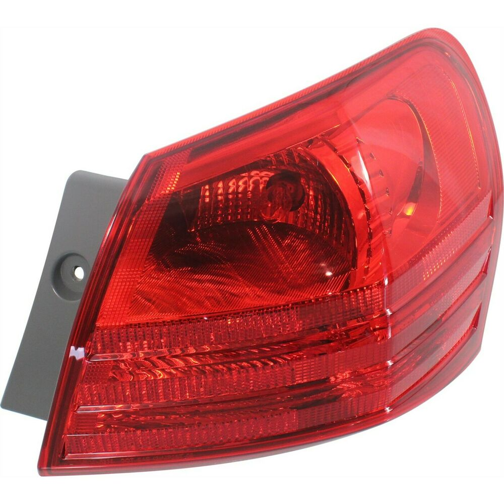 tail light for 2008-2013 nissan rogue & 2014-2015 rogue ... passneger side fuse box nissan rogue