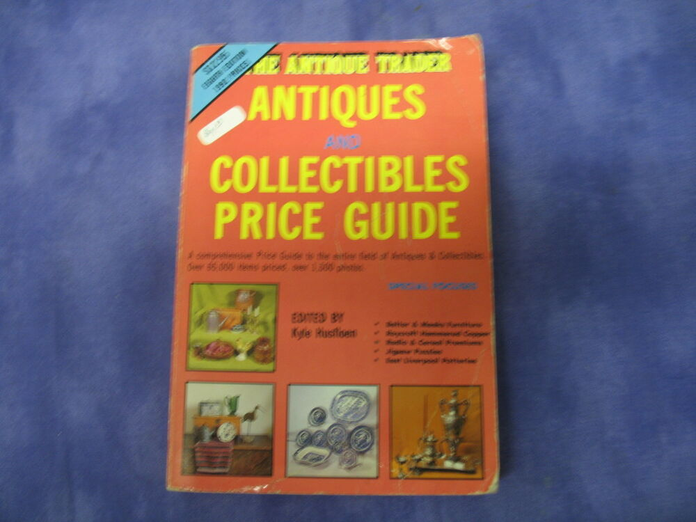 Vintage antiques price guide