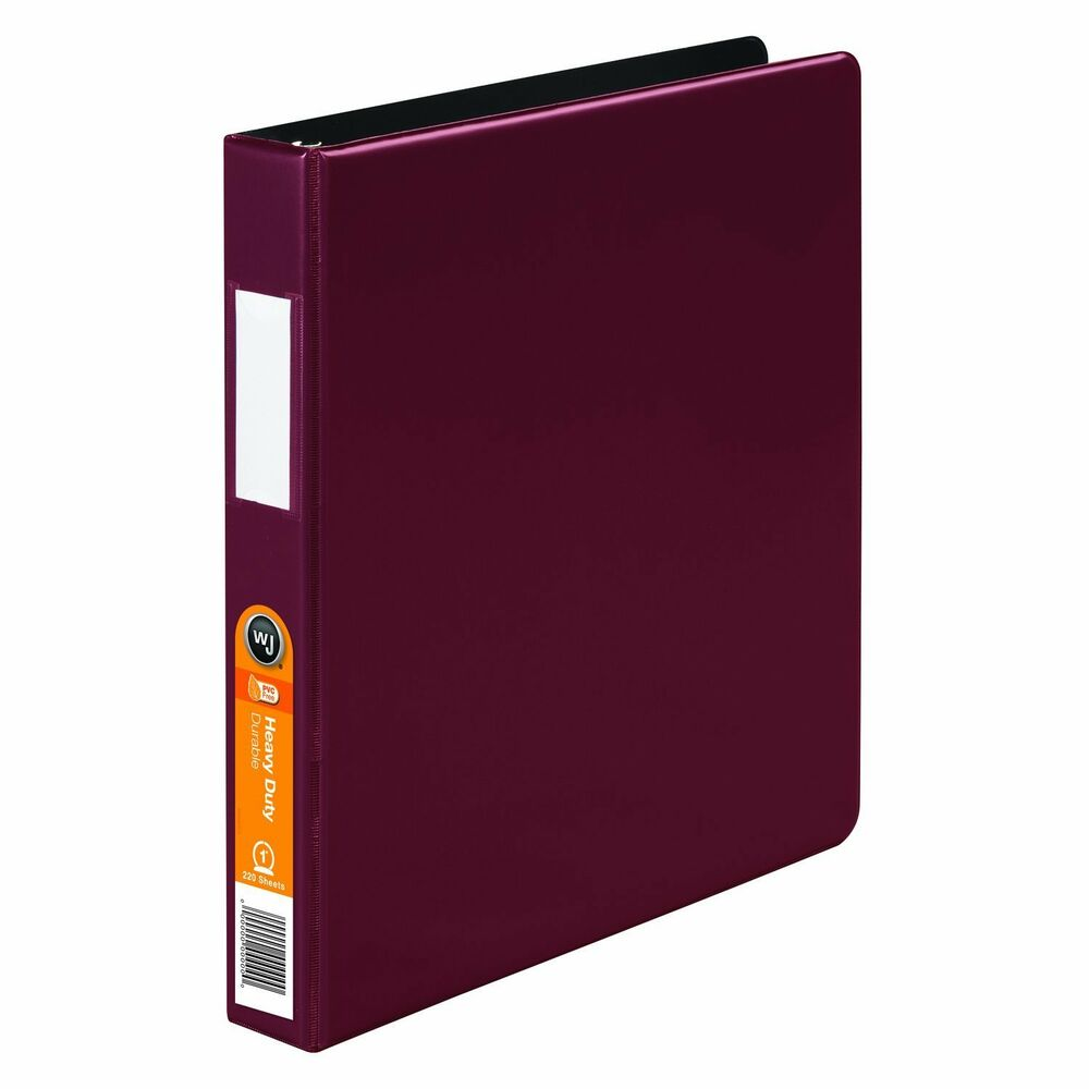 Wilson Jones Heavy Duty No Gap Round Ring Binder 1
