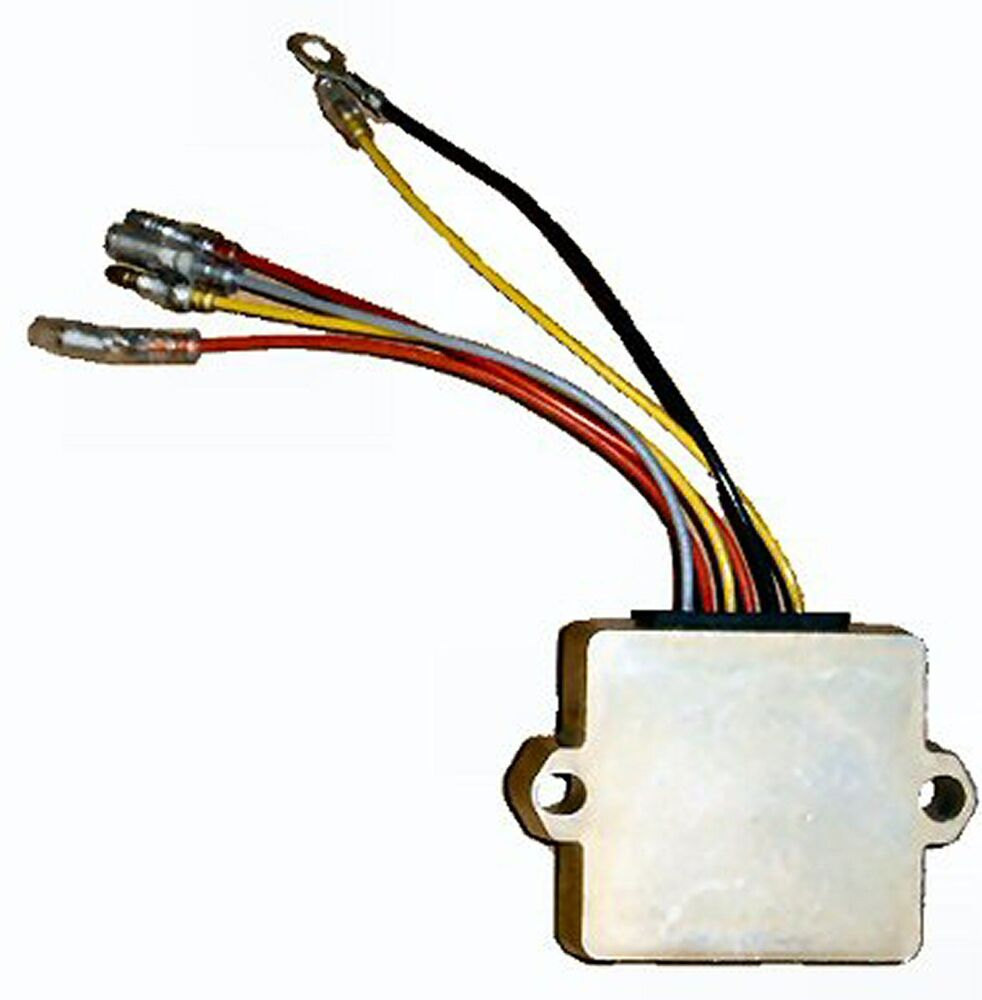 regulator rectifier for mercury outboard 6 wire replaces. Black Bedroom Furniture Sets. Home Design Ideas