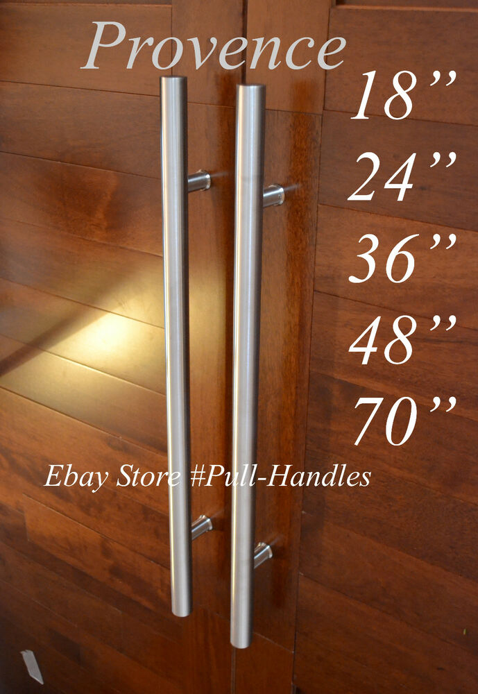 commercial door pull handles. Door Long Pull Pulls Entry T Bar Handle Stainless Steel 18\ Commercial Handles D